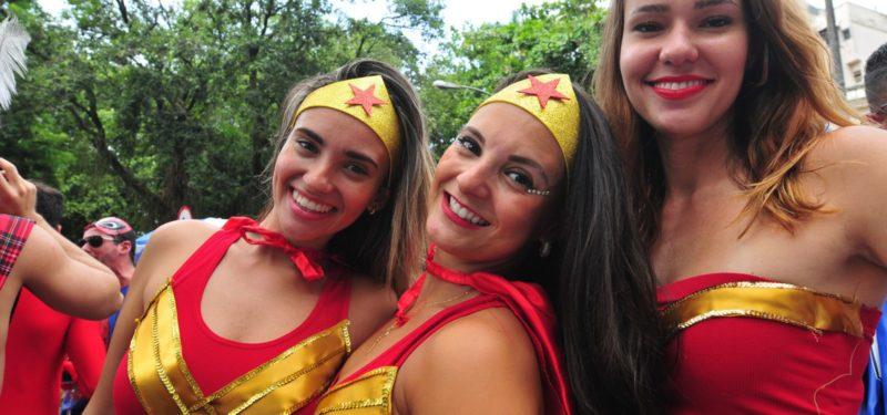pegar mulher carnaval 2018